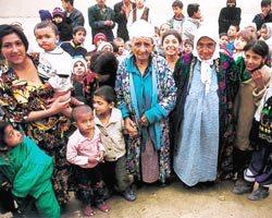 Народ люли — узбекские цыгане