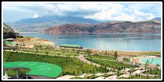 фото чарвак узбекистан
